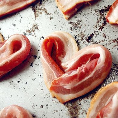 Bacon-Hearts